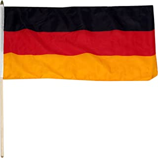 US Flag Store Germany Flag, 12 by 18-Inch