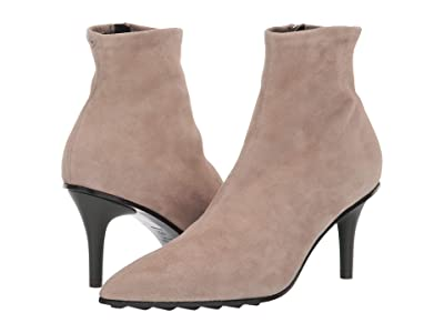 rag & bone Beha Stretch Bootie (Warm Grey) Women