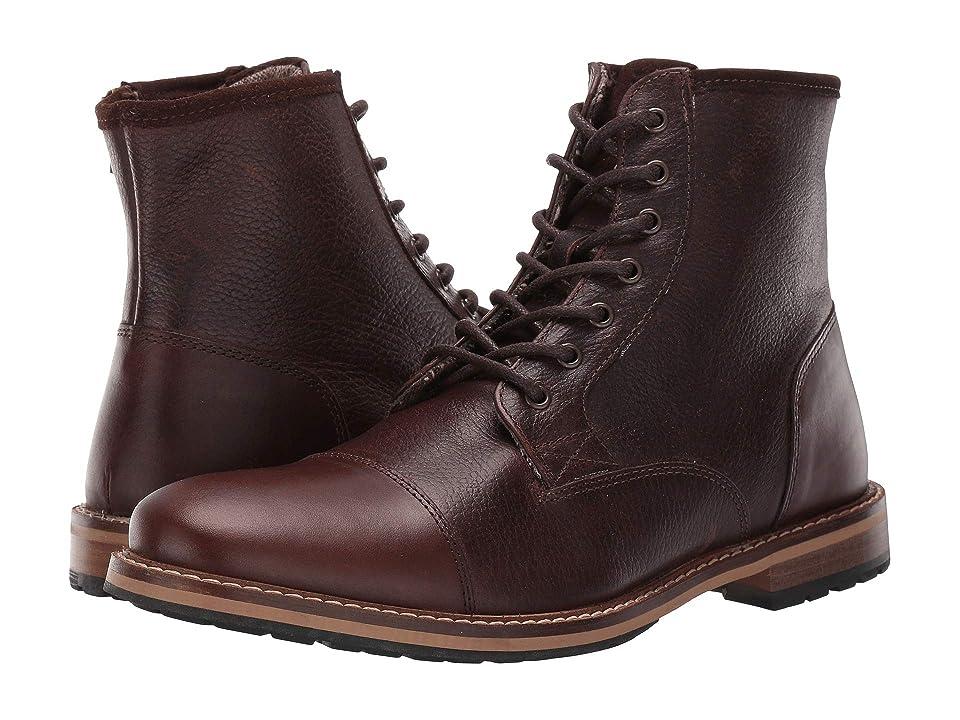 Crevo Demarcon (Brown Pebbled Leather) Men