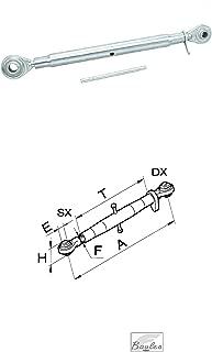 Tercer punto mec/ánico para tractor orificio /ø 19 L = 480//620 C/ódigo 50005 Cermag