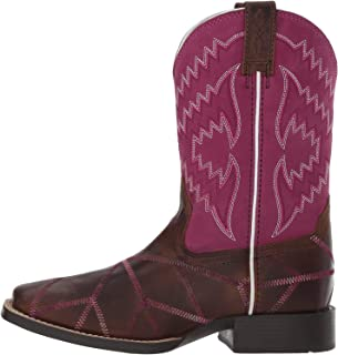 ARIAT Kids' Twisted Tycoon Western Boot