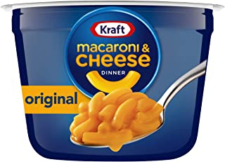 Kraft Easy Mac Original Flavor Macaroni and Cheese (10 Microwavable Cups)