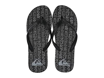 Quiksilver Molokai Print (Black/Grey/Black 1) Men
