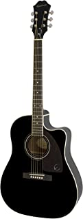 Best epiphone aj 220sce acoustic electric Reviews