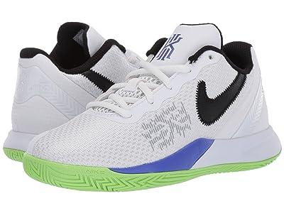 Nike Kids Kyrie Flytrap II (Little Kid) (White/Black) Boys Shoes