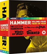Hammer Volume Four: Faces Of Fear Ltd Edition