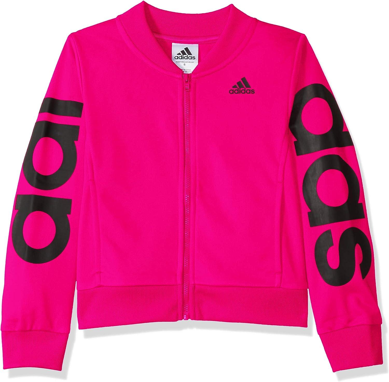 adidas Girls' Bomber Jacket