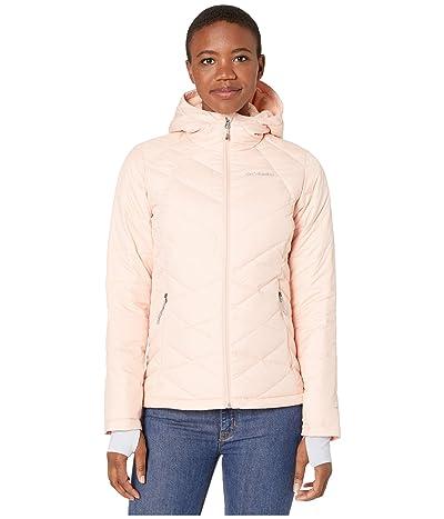 Columbia Heavenly Hooded Jacket (Peach Cloud) Women