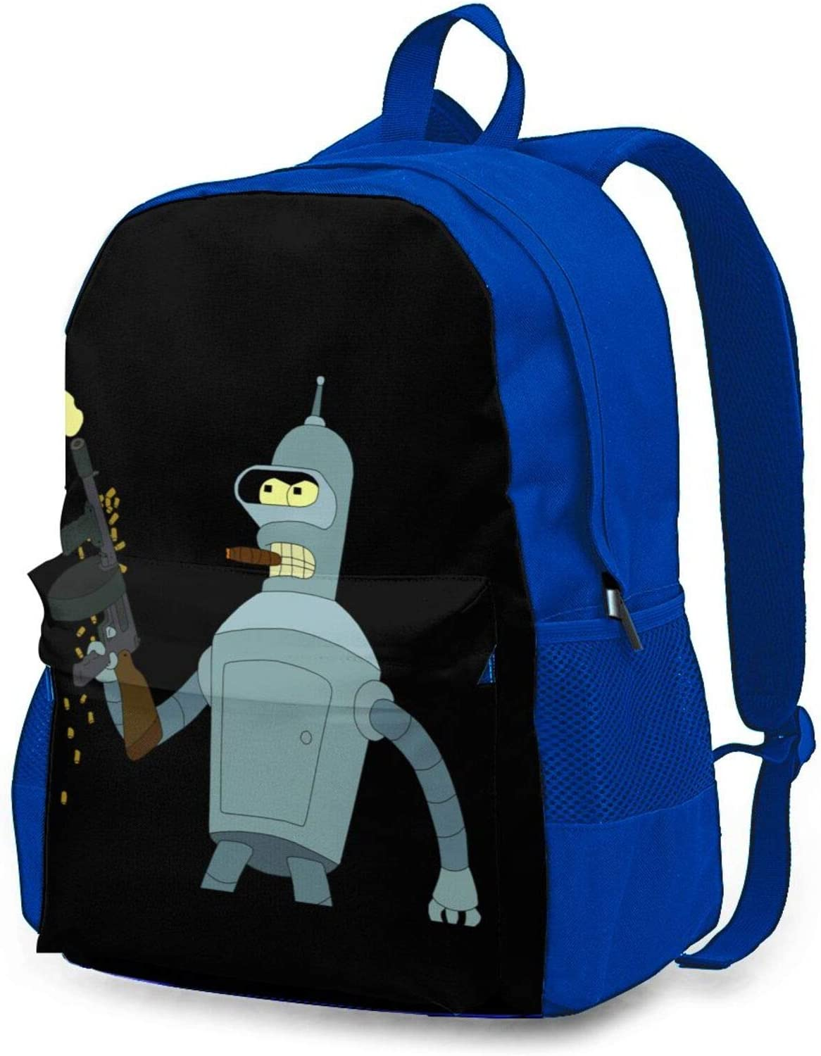 Teens 2021 spring and summer new Adults Futurama Backpack Limited price sale Travel Daypacks Anime Bookbag Cas