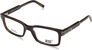 Eyeglasses Montblanc MB 668 MB 0668 052 dark havana