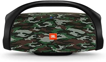 JBL Boombox - Waterproof Portable Bluetooth Speaker - Squad Camo