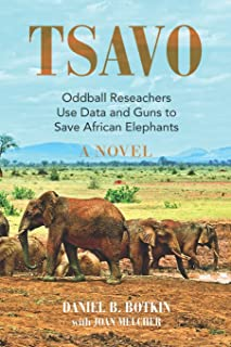 Tsavo: Oddball Reseachers Use Data and Guns to Save African Elephants
