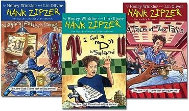 Hank Zipzer Collection Complete Set 1-17