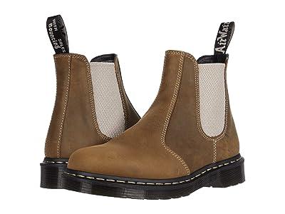 Dr. Martens 2976 Pop (Grenade Green) Shoes