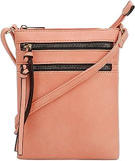 808fc9382d Amazon.com  Pinks - Crossbody Bags   Handbags   Wallets  Clothing ...