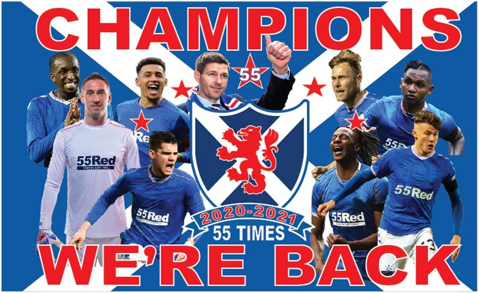 MDEO Glasgow Champions 55 FLAG