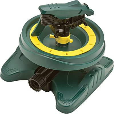 Melnor 2983 Pattern Sprinkler, Basic, Adjustable Base