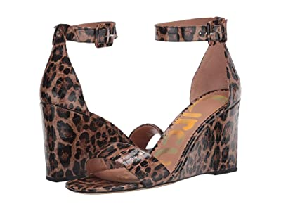 Circus by Sam Edelman Elgin (Brown Multi Leopard Croco Patent) Women