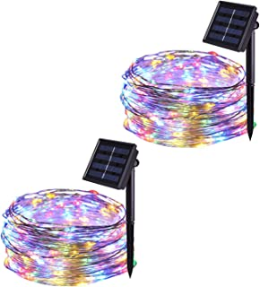 solar powered blinking led