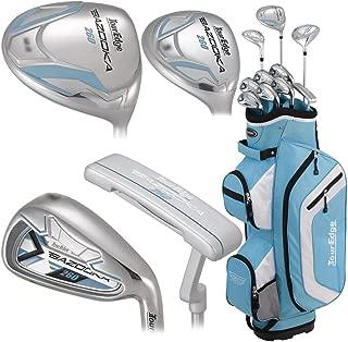 Tour Edge Golf- Ladies Bazooka 260 Complete Set with Bag