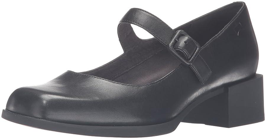 レオナルドダ許可するシネマKOBO BLACK SHOES CAMPER K200218-001