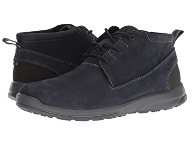 Rockport Rydley Chukka (New Dress Blues Nubuck) Men