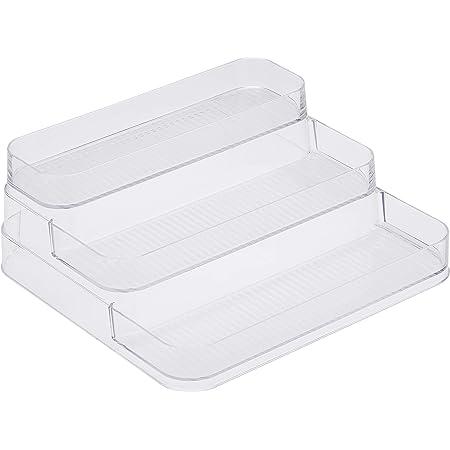 Amazon Basics Rangement en plastique à étages pour la cuisine