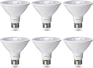 AmazonBasics LED Light Bulb | 75-Watt Equivalent, PAR30S (Renewed) 75.0W