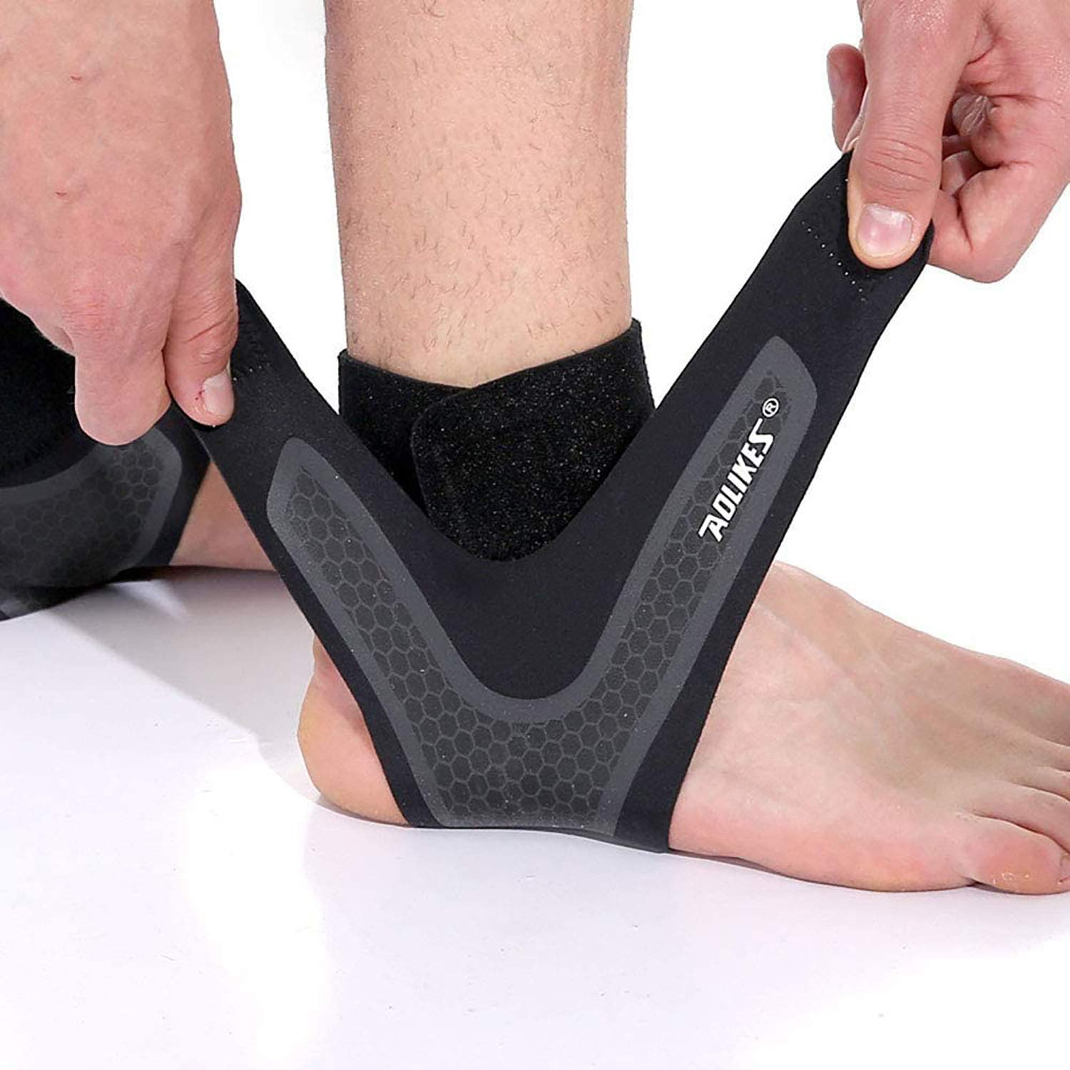 SPOTBRACE Ankle Support for Men Low price Breathable Women Long Beach Mall Neoprene and -