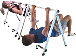 Portable Pull-up & Push-up Bar - For Inverted Pull-ups