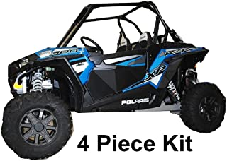 2014-2019 Polaris RZR XP 1000 XP1000 / Turbo Lower Door Insert Panels