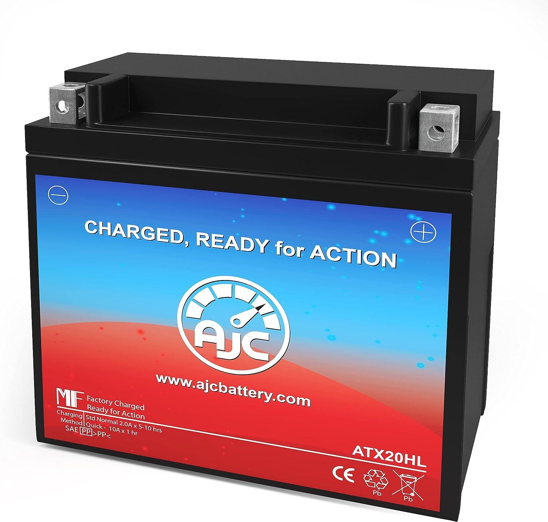 AJC ATX20HL Powersports Battery