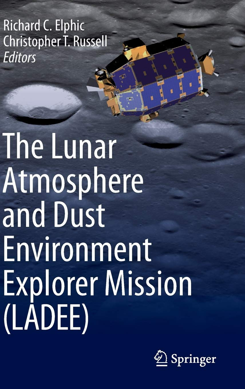 Download The Lunar Atmosphere And Dust Environment Explorer Mission - Ladee 
