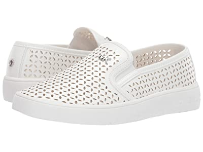 MICHAEL Michael Kors Kids Jem Olivia (Little Kid/Big Kid) (White) Girl