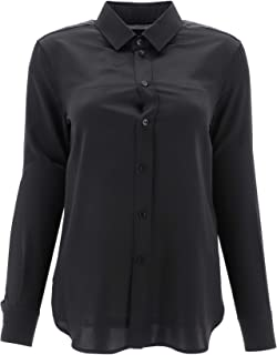 Luxury Fashion | Saint Laurent Womens 395733Y070N1000 Black Shirt | Autumn-Winter 19