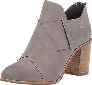 حذاء برقبة الكاحل أزاليا للسيدات، رمادي، 6 B US