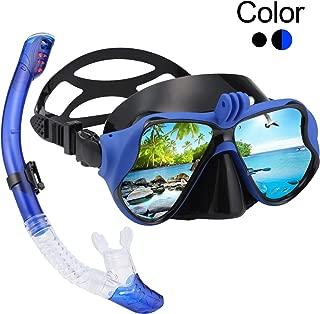 top diving masks