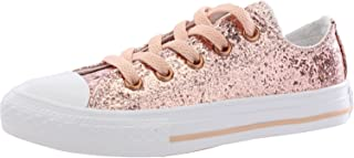 Best white and rose gold converse Reviews