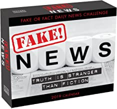 Fake! News 2019 Boxed Daily Calendar
