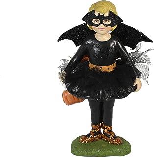 Bethany Lowe Designs Ballerina Bat Girl Figurine Decoration