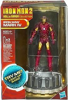 Iron Man 2 Hall of Armor Collection Figure Iron Man Mark IV