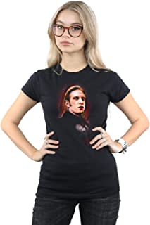 Star Wars Women's The Last Jedi General Hux Brushed T-Shirt