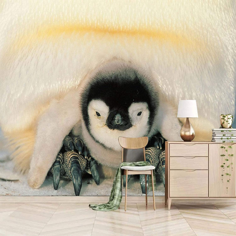 XiaoCha Plush Animal Cute Penguin Save money online shop Self-Adhesive Wall 3D Stickers