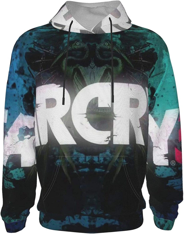 Youth F-Ar C-Ry Hoodies Pullover Link 3d Print Pattern Fashion Sweatshirt Far Cry
