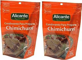Alicante Especias y Condimentos (Chimichurri, 50 gr.) - PACK of 2.
