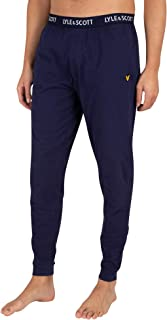 Lyle & Scott Men's Ezra Pyjama Bottoms, Blue