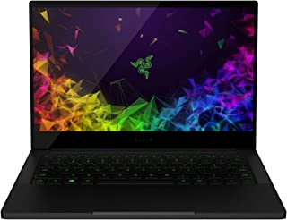 Razer Blade Stealth 13.3in Thin and Light Laptop - Slim Bezel 4K Touchscreen - NVIDIA GeForce MX150 - Intel Core i7-8565U ...