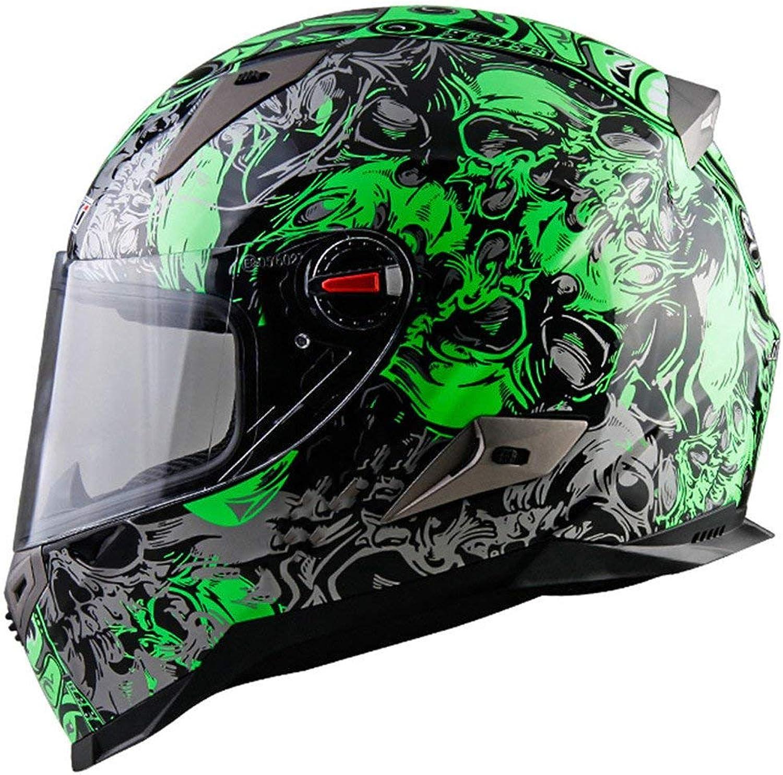Motorcycle Helmet Motorcycle Helmet Touring Motorbike Helmet Racing Street Moto Casco Men Women Chopper Scooter Cruiser Full Face Helmet Road Helmet