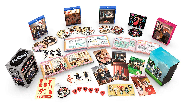 K-on Blu-ray Cheap bargain Cheap