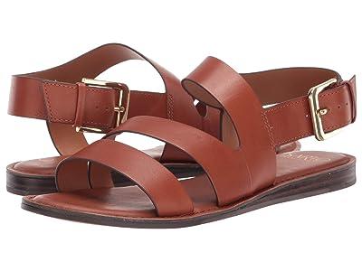 Franco Sarto Lizzie (Tan Leather) Women